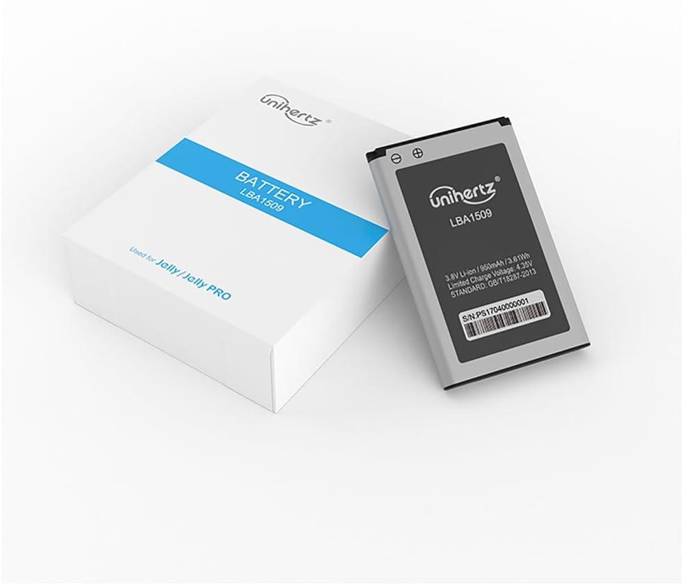Unihertz Batteria di ricambio originale 950mAh per Jelly Pro, el ...