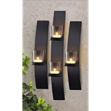 Simple And Modern Candle Holders Wall-Mounted Sconces Candle Holder