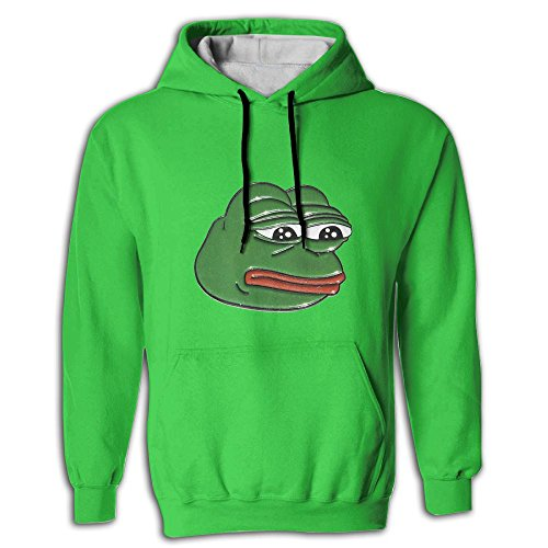 U3JD9D Sad Pepe Olympic Sweatshirt A Hat Printing Sports Fashion 3D Men - Sports Strange Olympic