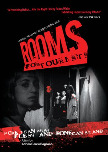 DVD : Rooms for Tourists (Spanish Version, Black & White, Widescreen, Dolby, )