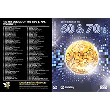 120 Hits of the 1960\u0027s \u0026 1970\u0027s Volume 1 - Sunfly Karaoke DVD