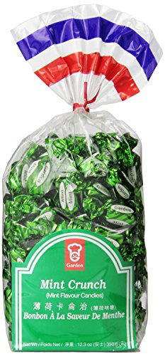 Kayla Mint - Garden Crunch Candy, Mint, 12.3 oz