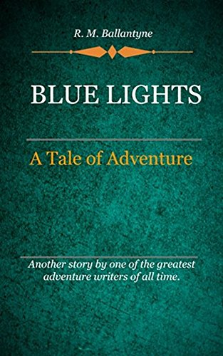 book cover of Blue Lights