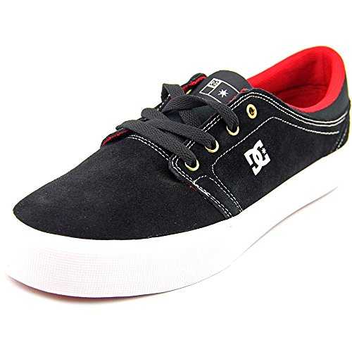 white Low black Shoes Dc Men's true Skate Trase Red S Top aZfa8nqF7