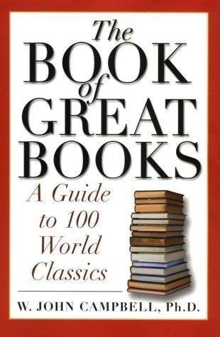 Download The Book of Great Books: A Guide to 100 World Classics PDF