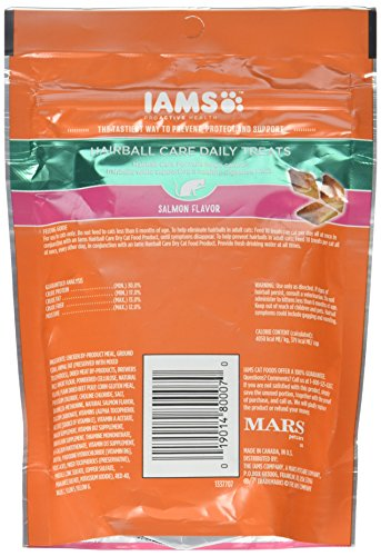 IAMS-Proactive-Health-Daily-Treats-for-Cats-247-Oz-Salmon-Hairball-Care