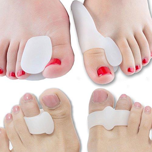 DR-JK-Bunion-Relief-Toe-Separators-BunionPal-Kit-8-Piece-of-BunionPals-to-Fight-Bunion-Bunion-Corrector-Hallux-Valgus-Toe-Straighteners