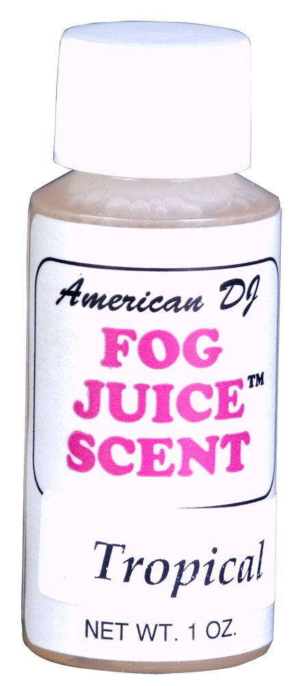 American Dj F-Scent Tropical Scent For Water Based Fog Juice