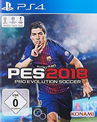 PES 2018 Bundle ASIN - PlayStation 4 [Importación alemana]: Amazon.es: Videojuegos
