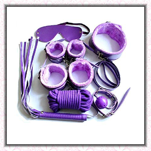 BDSM Sex Shop para casal Open Mouth Gag Harness Bondage Nylon Hand Cuffs Restraint Set Sex Toys for Adult Game