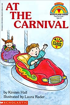 Book At the Carnival (My First Hello Reader)