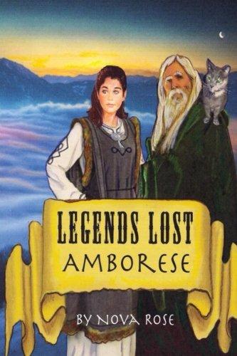 Read Online Legends Lost: Amborese pdf