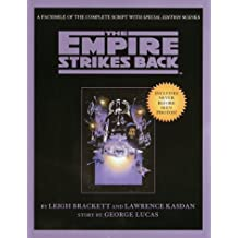 Script Facsimile: Star Wars: Episode 5: The Empire Strikes Back