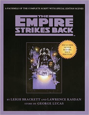 the empire strikes back a facsimile of the complete script with special edition scenes