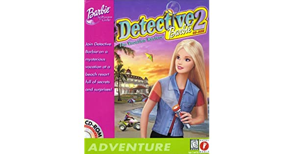 barbie beach vacation game free download