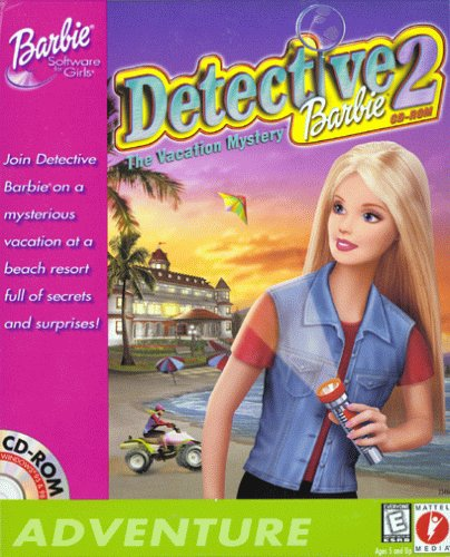 Detective Barbie 2: Vacation Mystery - PC (Vacation Action)