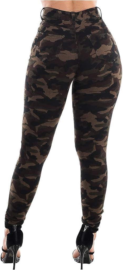Women's Camouflage Printing...