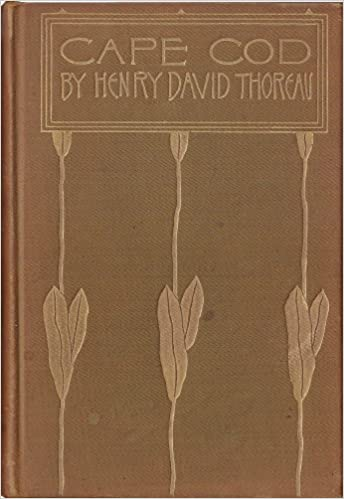 Descargas gratuitas de libros de kindle fireCape Cod B003KDN5TW by Henry David Thoreau (Literatura española) PDF iBook PDB