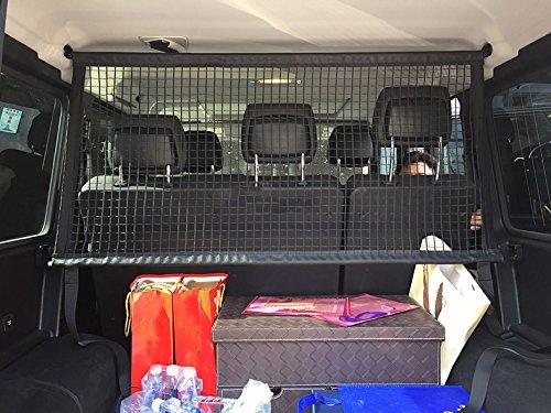 Pet Barrier Net, Dog Car Barriers Travel Protector Cargo Barrier Net for Mercedes Benz G500 G55 G350 G63 G550 Safe Driving Helper