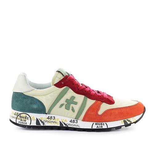 PREMIATA , Sneaker Uomo, Multicolore (Multicolore), 41 EU