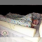 [1-Pack] Loop-De-Loo Brand™ Bamboo Toddler Sleep Bed Rail Safety Bumper