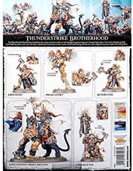Stormcast Eternals Thunderstrike Brotherhood Age of Sigmar Start Collecting Warhammer