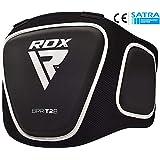 RDX Chest Guard Boxing Belly Pad Rib Shield MMA Body Protector Martial Arts Armour Taekwondo Training