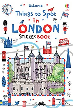 Things To Spot In London Sticker Book por Various epub