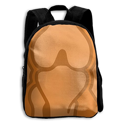 Rheumatology Fracture Center Carrot Printed Oxford School Bag Student Double Zipper Closure Casual Shoulder Bags