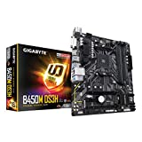 Gigabyte B450M DS3H - Placa base Micro ATX AMD Ryzen AM4, DDR4, PCIe Gen3 M.2