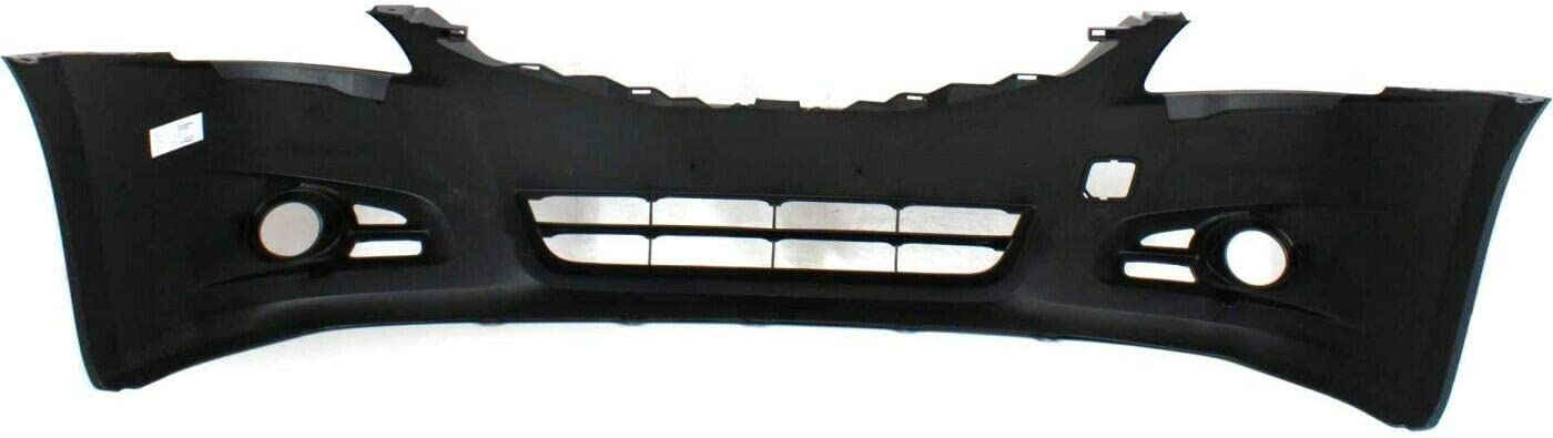 Make Auto Parts Manufacturing Front Bumper Cover Primed with Tow Hook Hole For Nissan Altima 2010 2011 2012 NI1000268
