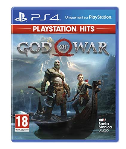 GOD OF WAR PSH - PS4