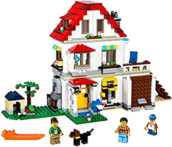 LEGO Creator Modular Family Villa Building Kit