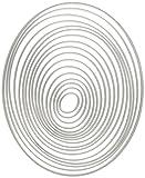 Hero Arts DI337 Nesting Oval Infinity Dies Paper Cutting Dies