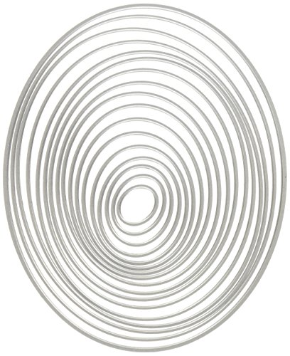 Hero Arts DI337 Nesting Oval Infinity Dies Paper Cutting Dies by Hero Arts