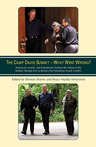 The Camp David Summit - What Went Wrong?: Americans, Israelis, and Palestinians Analyze the Failure of the Boldest Attem