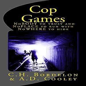 Cop Games Audiobook