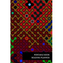 Portable Book Reading Planner