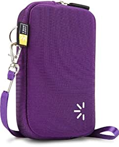 Caselogic UNZB-3Purple Neoprene Compact Camcorder/Camera Case - Purple