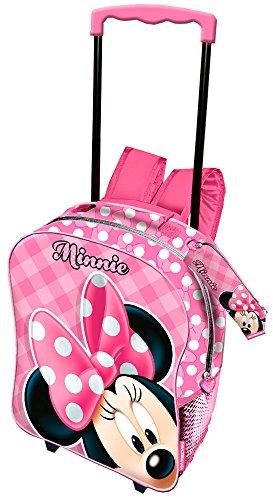 Minnie infantil–93855–Maleta trolley