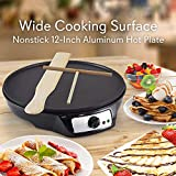 J-Jati Nonstick 12-Inch Electric Crepe Maker