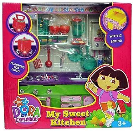 Buy Bharat Shopper Store Nick Jr Dora The Explorer My Sweet Kitchen