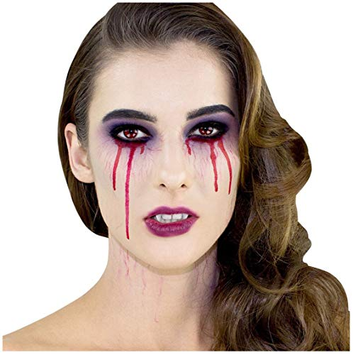 Woochie Water Activated Makeup Kit - Professional Quality Halloween and Costume Makeup - Vampire -