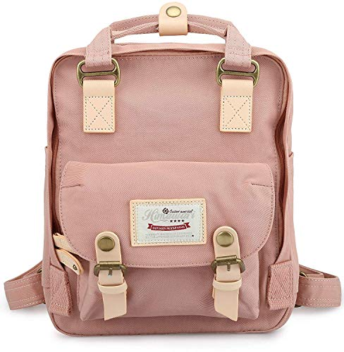 - Himawari Mini Backpack for School Student Cute Waterproof Casual Daypack for Every Day, 12 inches Small Travel Bag(HM188-S-23#)