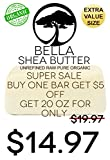 Facial Rash On Infants - Unrefined Ivory Shea Butter by BELLA Shea Butter - Best Rated Ingredient for DIY Skin Care Recipes - For Dry or Acne-Prone Skin, Eczema, Stretch Marks, Delicate Baby Skin - Get FREE 4 more OZ