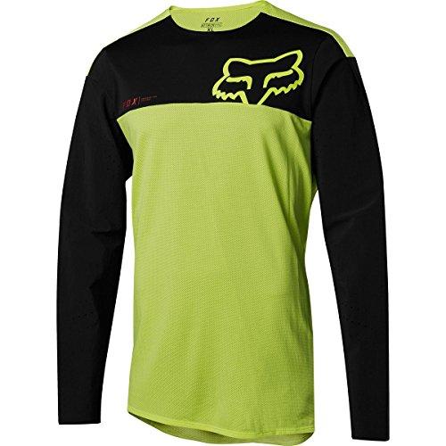 Fox Racing Attack Pro Jersey - Men's Yellow/Black, M ()
