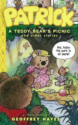 Patrick in A Teddy Bear's Picnic and Other Stories: TOON Level 2 -