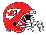 Applied Icon, NFL Kansas City Chiefs Large Outdoor Helmet Decal