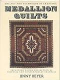Medallion Quilts, Jinny Beyer, 0914440578