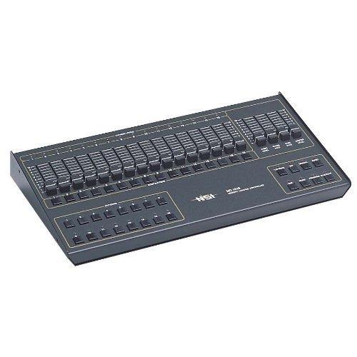 Leviton N1616-D00 16 Channel Programmable Console, 16 Patterns, 16 Flash, NSI Micro-Plex, DMX Installed